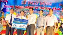 Bảo Việt Nhân thọ Bắc Nghệ An trao 30 xe đạp cho học sinh nghèo vượt khó