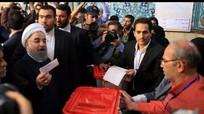 Ông Hassan Rouhani tái cử Tổng thống Iran
