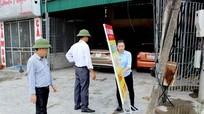 Thị xã Hoàng Mai quyết tâm giải tỏa vỉa hè