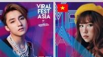 Nghệ sĩ Việt Nam chuẩn bị cho Viral Fest Asia 2017