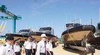Mỹ chuyển giao 6 tàu tuần tra cho Việt Nam