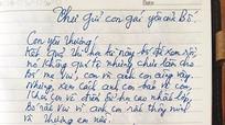 Xúc động bức tâm thư của ông bố gửi con gái sau kỳ thi cuối học kỳ