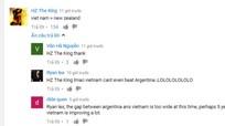 Cộng đồng Youtube thế giới 'sốt' vì U20 Việt Nam