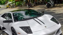 Lamborghini Murcielago LP640 xanh cốm độc nhất VN đổi màu