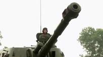 Pháo Su-152 Việt Nam có khả năng diệt tăng
