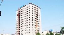 Đẩy nhanh tiến độ tòa nhà chung cư A2 Đại lộ Lê Nin