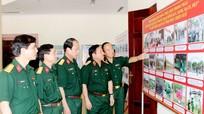Quân khu 4 khen thưởng 19 tập thể và cá nhân xuất sắc trong học tập và làm theo Bác