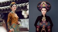 Dàn người đẹp khoe sắc với áo dài truyền thống