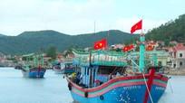 Một ngày ở cảng cá Lạch Cờn