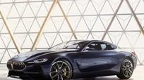 Hình ảnh chính thức đầu tiên của BMW 8-Series