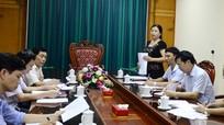 Tập trung tuyên truyền tạo dấu ấn nổi bật Đại hội Hội CCB Khối CCQ