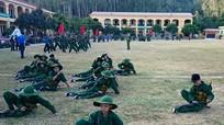 Học kỳ quân đội- sân chơi thiết thực ngày hè