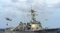 Nối lại tuần tra, chính quyền Trump xóa tan nghi ngờ ở Biển Đông