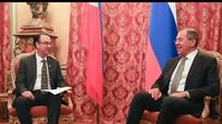 Nga tuyên bố sẽ hỗ trợ Philippines chống khủng bố và ma túy