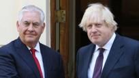 Mỹ nhận trách nhiệm vụ rò rỉ thông tin điều tra khủng bố ở Anh