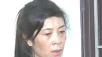 Bà chủ ổ mại dâm ở Thanh Chương quanh co chối tội