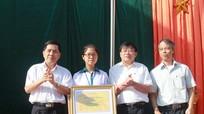 Học sinh Nghệ An đạt giải thưởng tại Cuộc thi viết thư quốc tế UPU