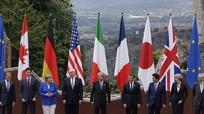 Nga bất ngờ trở thành đề tài nóng tại Hội nghị thượng đỉnh G7