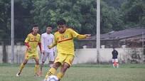 Ngôi sao Giải bóng đá Cúp Báo Nghệ An được U16 Việt Nam triệu tập