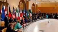 G7 đạt tiến triển về thương mại, song vẫn bất đồng về biến đổi khí hậu