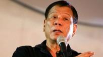 Ông Duterte phát ngôn gây tranh cãi về hiếp dâm