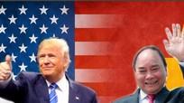 Những hình ảnh lịch sử về mối quan hệ Việt Nam - Mỹ