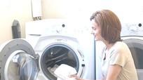 Những cách tiết kiệm điện cho máy giặt