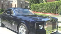Rolls-Royce Sweptail - chiếc xe đắt nhất mọi thời đại