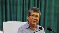 Tiến sỹ Vũ Ngọc Hoàng trao đổi về vai trò báo chí trong đấu tranh với tiêu cực xã hội