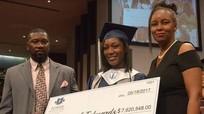 Nữ sinh trúng tuyển 149 đại học, cao đẳng Mỹ