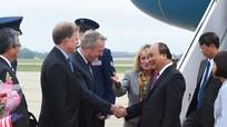 Hình ảnh lễ đón Thủ tướng tại Thủ đô Washington, Hoa Kỳ