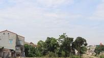 Công trường Hào thành cổ Vinh vắng bóng nhà thầu