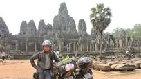 Chàng trai Việt cưỡi xe máy trong 600 ngày đến ít nhất 30 quốc gia