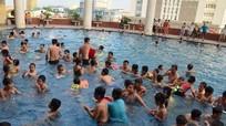 Để phòng chống đuối nước hiệu quả cần xây dựng bể bơi trong nhà trường