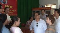 Cục văn hóa quần chúng Lào thăm và làm việc tại thị xã Cửa Lò