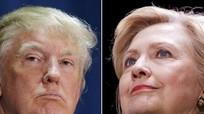 Ông Trump, bà Clinton đấu khẩu trên Twitter