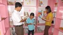 Thành lập thư viện cho trẻ khuyết tật