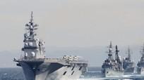 Đội tàu chiến mạnh bậc nhất châu Á của hải quân Nhật Bản