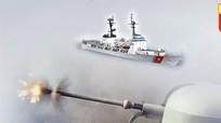 [Infographic] Việt Nam bất ngờ trang bị pháo hạm tốt nhất thế giới của Ý cho tàu Cảnh sát biển