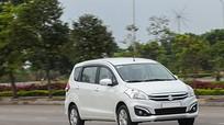 Suzuki Ertiga - xe nhập 7 chỗ thực dụng cho gia đình Việt