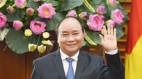 Thủ tướng trả lời phỏng vấn truyền thông Nhật Bản