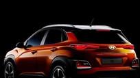 SUV cỡ nhỏ Hyundai Kona 2018 sắp ra mắt