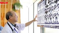 Điều trị phục hồi chức năng tai biến mạch máu não ở Bệnh viện Phục hồi chức năng Nghệ An
