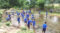 Tương Dương: Hơn 300 thanh niên tham gia chiến dịch tình nguyện hè