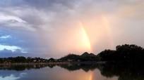 Xuất hiện cơn mưa giải nhiệt ở khu vực miền núi Nghệ An