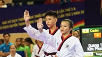 Việt Nam giành 4 Huy chương vàng giải Taekwondo thiếu niên châu Á