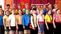 Con Cuông ra mắt câu lạc bộ đàn hát dân ca Thái thứ 14
