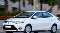 Giảm giá sâu, Toyota Vios trở lại ngôi vương tại Việt Nam