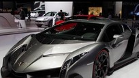 Chiêm ngưỡng 10 siêu xe đắt nhất thế giới