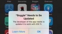 iOS 11 sẽ 'khai tử' iPhone 5, 5c và iPad 4